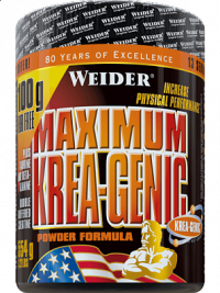 Weider - Maximum krea genic 554g