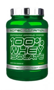 Scitec  - 100 % Whey Isolate  700g