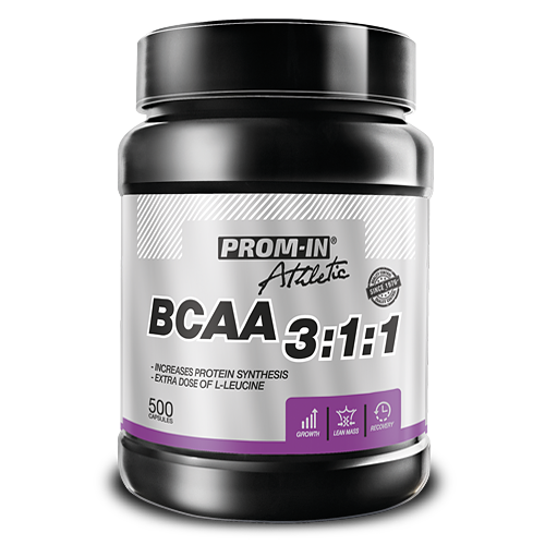 Prom-in Bcaa athletic 3:1:1 - 240kps