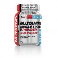 Nutrend Glutamine Mega Strong Powder