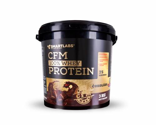 Smartlabs CFM Whey Protein 3KG