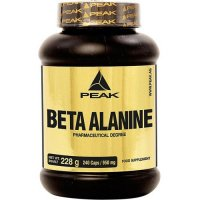 Peak Beta Alanine 240 kapslí