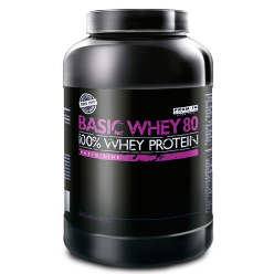 Prom-in Basic whey protein 80,  2250g