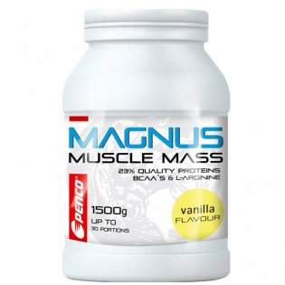 Penco Magnus muscle mass