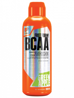 Extrifit BCAA Free Form Liquid 80000 mg