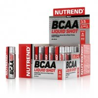 Nutrend BCAA Liquid Shot 20*60 ml